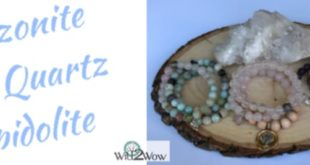 Amazonite, Rose Quartz & Lepidolite to Soothe Anxiety and a Meditation to Cultivate Connection