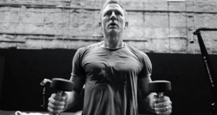 Daniel Craig's 'No Time to Die' Workout