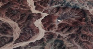 10 Earth Wonders from Space