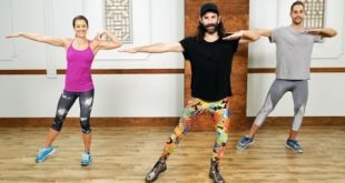 Burn Calories With This Dance Party Workout | Class FitSugar