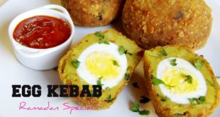 Egg kabab | Easy potato egg snack | Ramadan Recipes