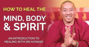 How to Heal Mind, Body and Spirit - An Introduction to Healing | Sri Avinash