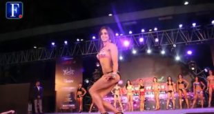 Jerai Women's Fitness Model Championship at JERAI CLASSIC 2016 Part 1 of 3
