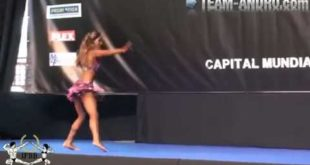 Junior Women´s Fitness over 163cm European Championships part 1