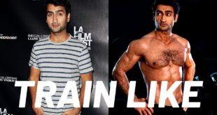 Kumail Nanjiani Workout That Got Him Shredded - Celebrity Mens Health