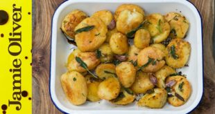 Roast Potatoes Three Ways | Jamie Oliver