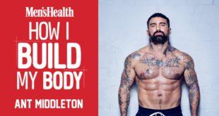Special Forces Veteran Ant Middleton's Full-Body Workout for True Strength | Men's Health UK