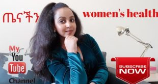 TOP 10 issues for women's health(WHO)