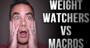 Weight Watchers Vs Macros