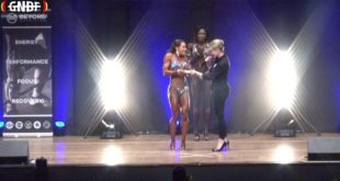 Women`s Fitness-Figure Overall (5th GNBF IDM 2019) - Natural Bodybuilding
