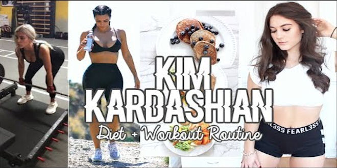 Trying Kim Kardashians Diet & Celebrity Workouts