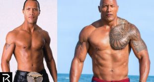 Craziest Celebrity Transformations Of All Time