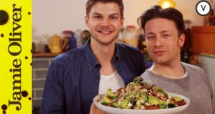 Jamie Oliver & Jim Chapman Superfood Salad!