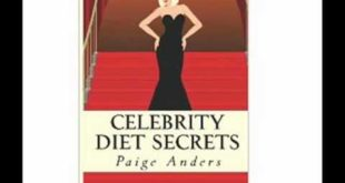 Celebrity Diet Secrets - Extreme Diets of the Stars; weight loss vitamins, youtube diet