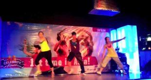 Celebrity Fitness Sh'Bam Launch, Kuala Lumpur