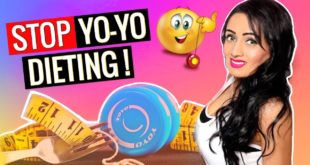 HOW TO STOP YO-YO DIETING (DIETS DON'T WORK!)