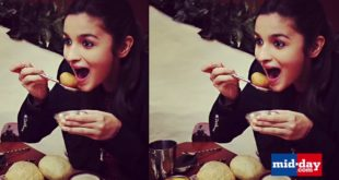 How Bollywood celebs cheat on their diets! Check out your favouite stars sinful foods addiction.