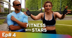 Shama Sikandar - Fitness With Stars | Bollywood Celebs Workout Videos | Celebrity Fitness Secrets