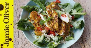 Super Food Chicken Curry   Jamie Oliver