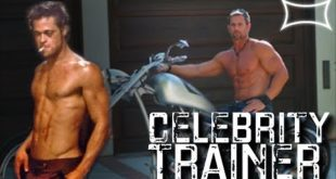 Training Brad Pitt and The Rock ft. Mike Ryan Celebrity Trainer