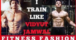 Vidyut jamwal Workout Routine    CELEBRITY's WORKOUT    EPISODE :- 2   