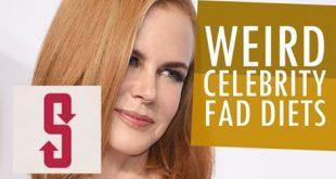 Weird Celebrity Fad Diets