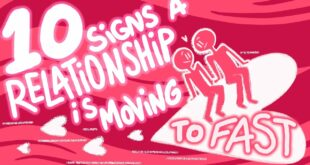 10 Signs a Relationship is Moving too Fast