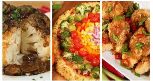 3 Clever Cauliflower Recipes | Dinner Made Easy