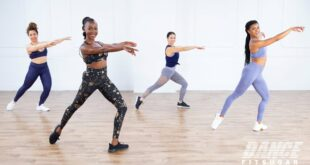 30-Minute Dance Cardio & Barre Toning Workout