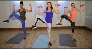 30-Minute Fat-Burning Pilates Workout | Class FitSugar