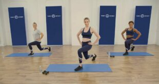 30-Minute Full-Body Sculpt For Long and Lean Muscles From Celebrity Trainer Astrid Swan