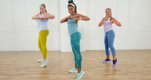 30-Minute Low-Impact Dance Grooves Workout