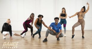 30-Minute Old-School Hip-Hop Grooves Workout