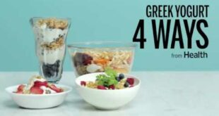 4 Things You Can Make With Greek Yogurt | Health