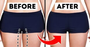 8 Simple Exercises to Slim Your Legs Fast