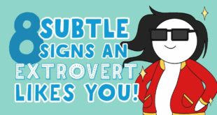 8 Subtle Signs An Extrovert Likes You