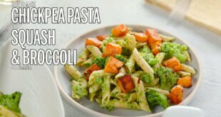 Chickpea Pasta With Squash And Broccoli | Health