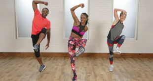 Dance Cardio Boot Camp From Jenna Dewan Tatum's Trainer   Class FitSugar