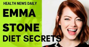 EMMA STONE Diet Secrets | Workout Routine | Celebrity Diets