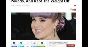 Katy Perry, Lena Dunham, Kelly Osbourne & Celebrity Diets That Work