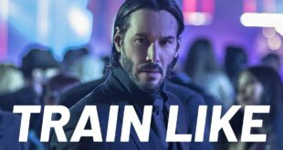 Train Like A Celebrity - Keanu Reeves John Wick Workout Explained