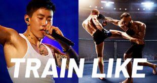 Korean Hip-Hop Star Jay Park's MMA Workout | Train Like a Celebrity | Men's Health