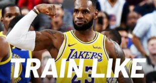 LeBron James Workout Explained By His Trainer Train Like A Celebrity