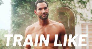 Tom Ellis Explains His Lucifer Workout | Train Like A Celebrity | Men's Health