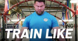 World's Strongest Man Martins Licis Explains His Workout   Train Like a Celebrity   Men's Health