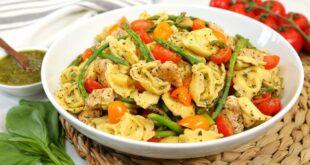 3 Light & Fresh Pasta Recipes | Quick + Easy + Healthy