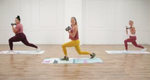 30-Minute Beginner Lower-Body Workout