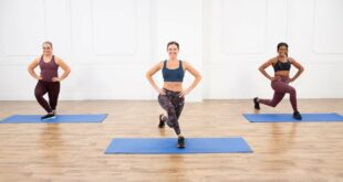 30-Minute Pilates-Fusion Cardio & Full-Body Toning Workout