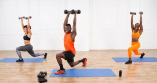 35-Minute Full-Body Workout With Weights With Raneir Pollard