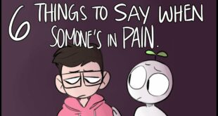 6 Things To Say When Someone's In Pain